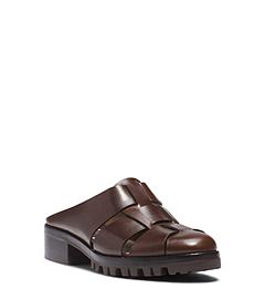 Bernice Runway Vachetta Leather Slip-On
