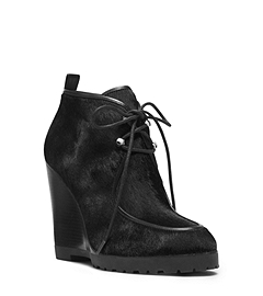 Beth Hair Calf Ankle Boot
