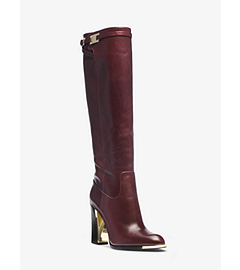 Julie Leather Boot