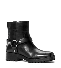 Macey Leather Ankle Boot