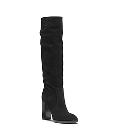 Malbon Runway Leather Boot