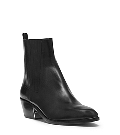 Patrice Leather Ankle Boot