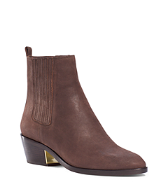 Patrice Nubuk Leather Ankle Boot
