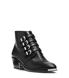 Peggie Leather Ankle Boot