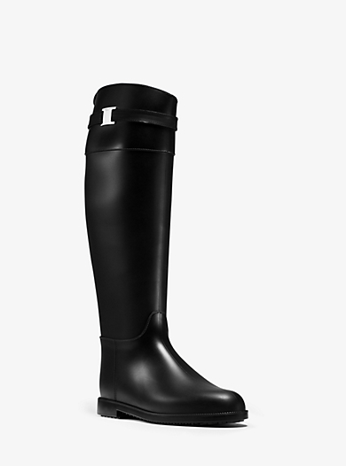 Miranda Rubber Boot by Michael Kors