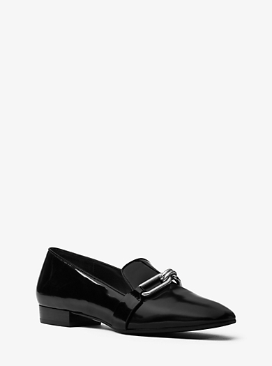 Lennox Spazzolato Loafer by Michael Kors