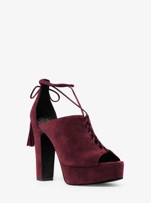 Sylvan Platform Sandal by Michael Kors