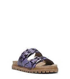 Alanis Python Sandal