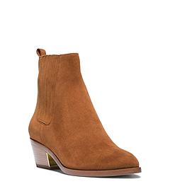 Patrice Suede Ankle Boot