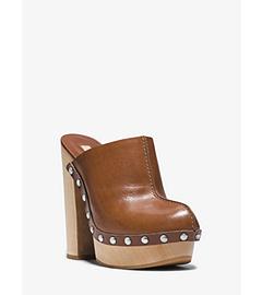 Perri Vachetta Leather Clog