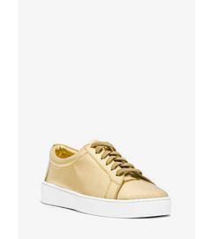 Valin Metallic Leather Sneaker