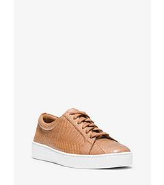 Valin Snakeskin Sneaker
