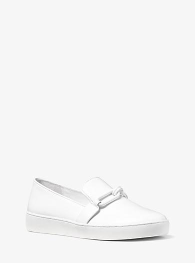 Sneaker Lennox in pelle by Michael Kors