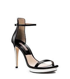 Doris Calf Leather Platform Sandal