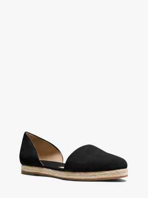 Corey Suede Flat  by Michael Kors
