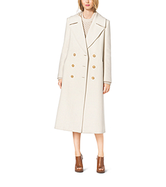 Melton-Wool Coat