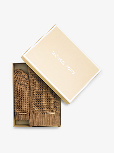 Beanie and Scarf Box Set  by Michael Kors