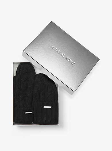 Hat and Mitten Box Set by Michael Kors