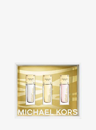 Sporty, Sexy, Glam Mini Eau de Parfum Set by Michael Kors
