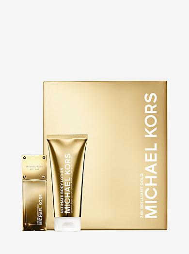 Gold Collection 24K Brilliant Gold Eau de Parfum Gift Set by Michael Kors