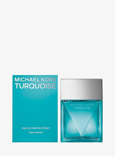 Turquoise Eau de Parfum, 100ml by Michael Kors