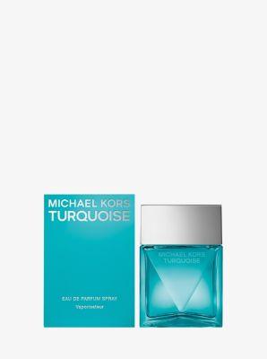 마이클 코어스 향수 Michael Kors Turquoise Eau De Parfum, 1.7 oz.,NO COLOR