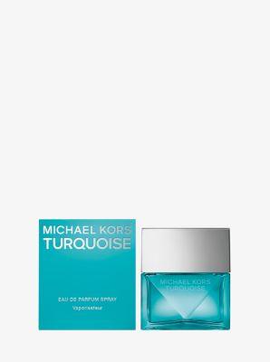 마이클 코어스 향수 Michael  Kors Turquoise Eau De Parfum, 1 oz.,NO COLOR