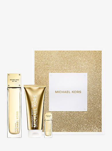 Sexy Amber Deluxe Set by Michael Kors