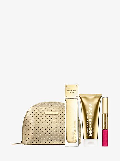 Sexy Amber Gift Bag Set by Michael Kors