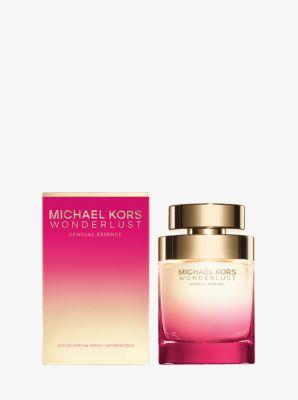 마이클 코어스 향수 Michael Kors Wonderlust Sensual Essence Eau de Parfum, 3.4 oz.,NO COLOR