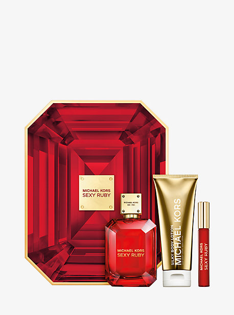 Sexy Ruby Gift Set