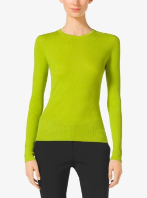 Featherweight Cashmere Sweater  by Michael Kors