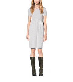 Knitted Empire Dress by Michael Kors