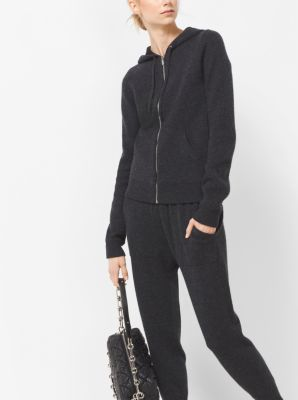 Cashmere Hoodie by Michael Kors