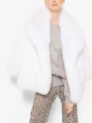 Shadow Fox Snowball Jacket by Michael Kors
