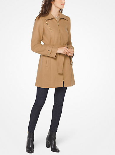 Wool and Cashmere Jacket by Michael Kors