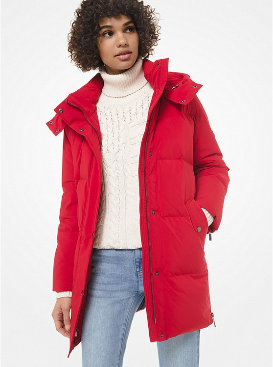 Quilted Puffer Coat | Michael Kors