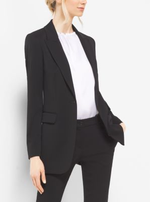 Stretch-Wool Blazer                                      by Michael Kors