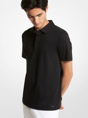 Cotton Polo Shirt by Michael Kors
