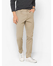Slim-Fit Pants