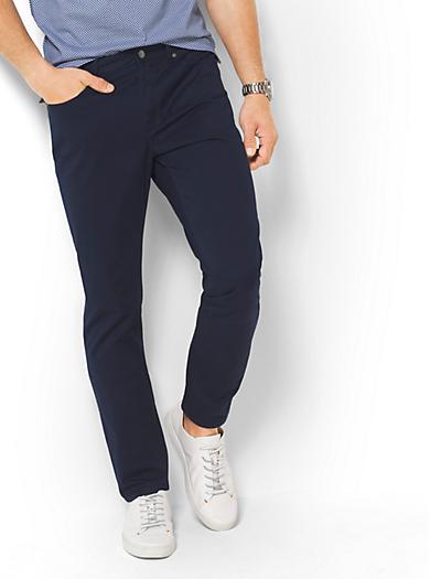 Slim-Fit Pants by Michael Kors