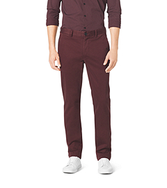 Stretch-Cotton Chino Trouser