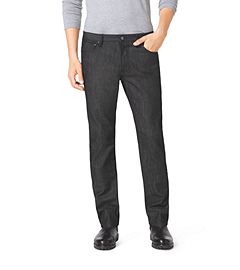 Slim-Fit Stretch-Cotton Jeans