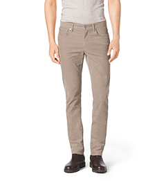 Tailored-Fit Corduroy Jeans