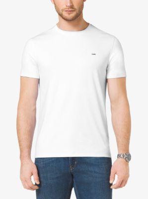 Cotton T-Shirt by Michael Kors