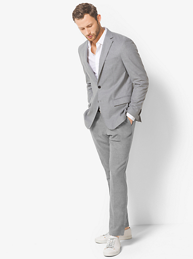 Blazer slim-fit by Michael Kors