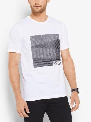 Graphic Logo T-Shirt by Michael Kors