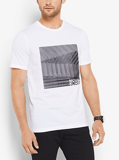 Graphic Logo T-Shirt by Michael Kors