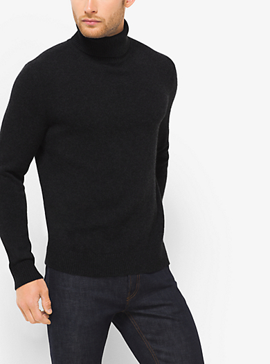 Pullover dolcevita in cashmere by Michael Kors