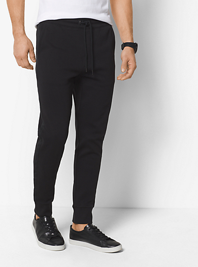 Jogger in cotone by Michael Kors